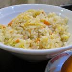 栄華楼 - セットの炒飯