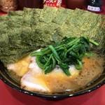 78080742 - 【再訪】チャーシュー麺∔海苔増し