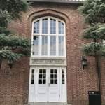 立教大学 第一食堂 - 外観は変わらず赤煉瓦の歴史的建造物
