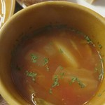 コトリ - トマトスープ