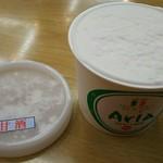 アリア - 甘酒ジェラート