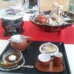 中国茶房 茶KURA - 料理写真: