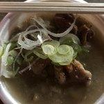 肉の田口 - 料理写真:モツ煮