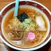 ラーメン専門日本 - 料理写真:ラーメン専門日本@釧路 正油ナンバン(750円)2017年8月
