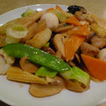 白鳳 新館 - 定食のハッポウサイ