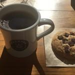 ストリーマー コーヒー カンパニー - チョチップクッキーとドリップコーヒーで850円!