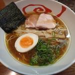 麺屋 169 - 「中華そば 醤油 750円」
