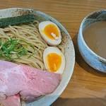 竹麺亭 - 料理写真:魚介醤油つけ麺♪