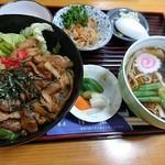 増田屋 - 日替り定食 800円