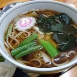 増田屋 - 温かい蕎麦