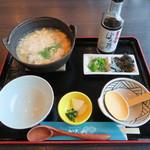 かなわ - 牡蠣雑炊