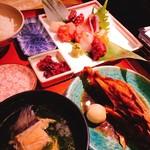 魚市 - お造り定食