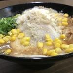 ラーメン龍 - 料理写真:期間限定粉雪味噌ラーメン今しか食べれないこのラーメンを是非!