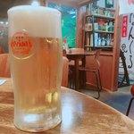 なんくる食堂 - オリオンビール