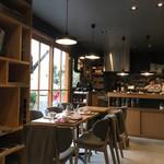 マーマー コーヒー 京都 - 店内