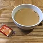 マーマー コーヒー 京都 - カフェオレ