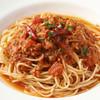 ■魚介のラグー スパゲッティ アラビアータ