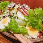 なんくる食堂 - シーザーサラダ