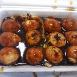 たこ焼 とみ - 料理写真: