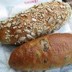ベッカライ・ブロートツァイト - 小さなパン二種