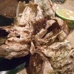 和座檜 - ふじつぼ焼き