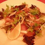 IL CAVALLO - 鯖の燻製