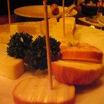 ぼでごん亭 - チーズ