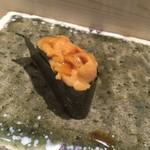 鮨 なかや - 料理写真:ウニ