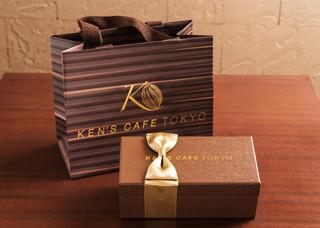 ケンズカフェ東京 - 特撰ガトーショコラ