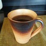 78101049 - HOTしょうが紅茶 ¥350