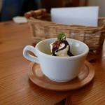 ブラン カフェ - アイス