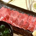 和牛焼肉 LIEBE - 牛タンランチ