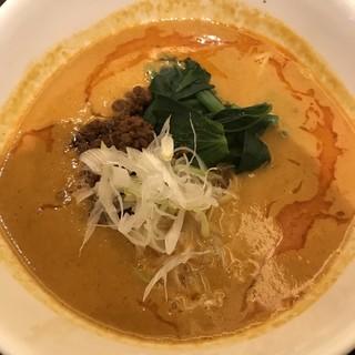 南国酒家 川崎LAZONA - 四川風辛味つゆそば。 美味し。