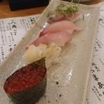 四季 花まる - お寿司①