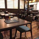 SNOOPY 茶屋 - 店内