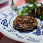 キャンティ - 牛ヒレ肉のグリル