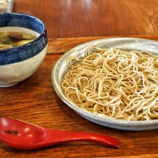 堂源 - 料理写真:■鴨そば 1500円
