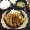 豚屋とん一 - 料理写真:トンテキ定食(890円+税)