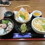 本格讃岐うどん将 - 料理写真: