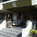 10ZEN 品川店 - 漢方ミュージアム正面です