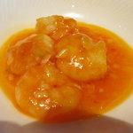 中国料理バイキング 孫悟空 - 小海老のチリソース煮