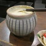 黒木屋 - タルタルソースの壺(かけ放題)