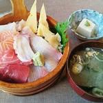 78111694 - 海鮮ネプチューン丼  1,260円