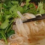 タイかぶれ食堂 - 麺のフォー