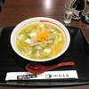 お多福 - 料理写真:ぶた味噌うどん