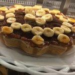 78112032 - グランフロント限定品の特選バナナと黒糖クリームのティラミス