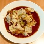 餃子の王将 - 餃子の王将@二俣川駅前店 肉とキャベツの味噌炒め(518円)