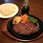 ワンポンド - 料理写真:飛騨牛A5サーロインステーキ 200g