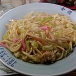 金龍食堂 - ダル麺(ダールー麺)大盛り