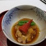 和 こじま - 鶏肉の治部煮。